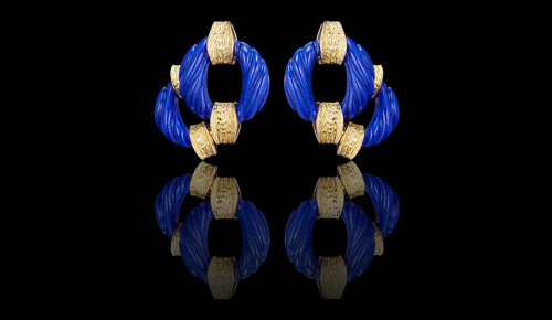 EARRINGS CHAUMET Arabe
