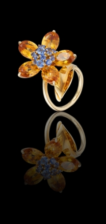 RING VAN CLEEF & ARPELS Arabe